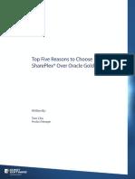 Quest_Top 5 Reasons to Choose SharePlex