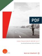 India Philanthropy 2017