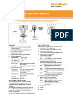 Data Sheet OMI-2 - Optical Machine Interface