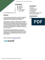 Chocoladeperen-semifreddo - Recept - Allerhande - Albert Heijn