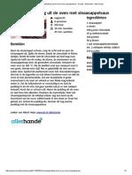 Chocoladepudding Uit de Oven Met Sinaasappelsaus - Recept - Allerhande - Albert Heijn