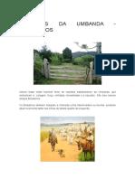 ESPÍRITOS DA UMBANDA.docx