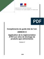 ATEX Annexe D Guide Silos v3