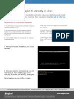 Installing Nagios XI Manually on Linux
