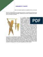 Armamento y Equipo de Las Legiones Romanas