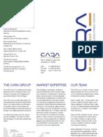 CARA Brochure