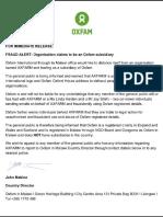 oxfam document