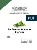 Qué Es La Investigación Económica Jesus d.