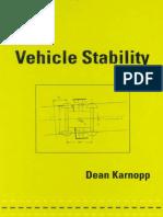 Vehicle Stability - Dean Karnopp.pdf