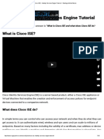 Cisco ISE _ Identity Services Engine Tutorial _ Starting With the Basics