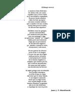 Poesias Islas Malvinas