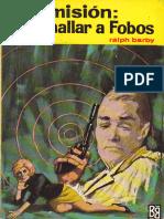 Barby Ralph - Col Punto Rojo 289 - Mision Hallar a Fobos