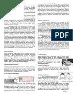 Spinal Anesthesia Output to Print