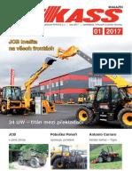 PEKASS magazín (2017), jaro