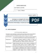 Guía de Ejercicios Clase II