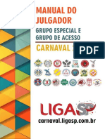 Manual Julgador Carnaval 2017 SP
