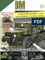 Histoire de Guerre, Blindes & Materiel №85