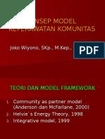 8. Teori Dan Model Keperawatan Komunitas