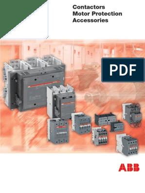 Contatores - Catálogo Completo   Componentes eléctricos ... on
