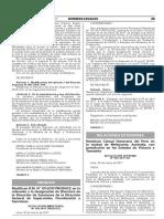 Modifican R.M. N° 131-2017-.PRODUCE en lo referente a la designación de Directora de la Dirección de Sanciones de la Dirección General de Supervisión Fiscalización y Sanciones