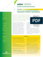 C Demand Control Ventilation