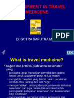 Development Travel Medicene 2016