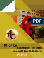 10 Gírias e Expressões Em Inglês