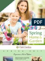 2017 Spring Home & Garden