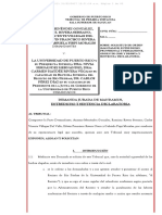 Demanda Injunction Paro UPR