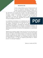 Categorización de Problemas I.E (Autoguardado) (Autoguardado)