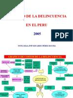 El Costo de La Delincuencia      ppt.