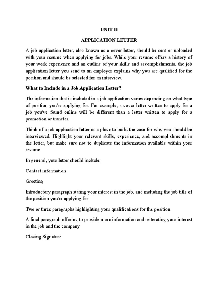 Managerial Communication Resume Thesis