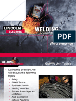 Mig Welding Lincoln