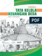 Modul Tata Kelola Keuangan Desa