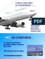 Aviation Industry - Project