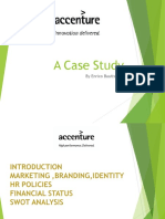 Accenture Case Study