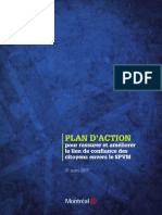 Montreal police action plan