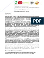 Lettre ouverte au Haut conseil des biotechnologies