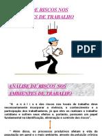 Avaliação Qualitativa - Avaliação Quantitativa -Analise de Riscos Nos Ambientes de Trabalho[1]