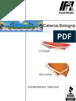 Catania Bologna Installation