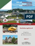 Salzburgcard Folder En