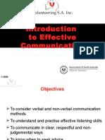 4. Effective Communication Presentation