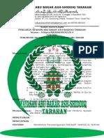 Sk Pembentukan Halaqot