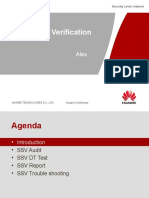 GSM Single Site Verification