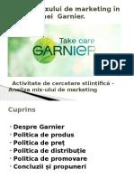 Proiect Garnier.