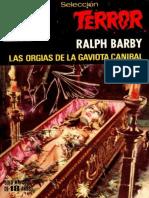 Barby Ralph - Seleccion Terror 307 - Las Orgias de La Gaviota Canibal