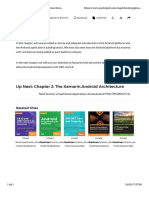 Chapter 1. the Anatomy of an Android App - D - Summary