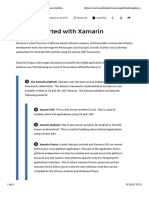 Chapter 2. the Xamarin.android Architecture - A - Getting Started With Xamarin