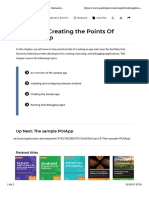 Chapter 3. Creating the Points of Interest App