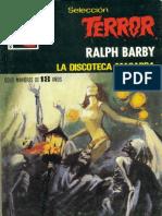 Barby Ralph - Seleccion Terror 302 - Discoteca Macabra